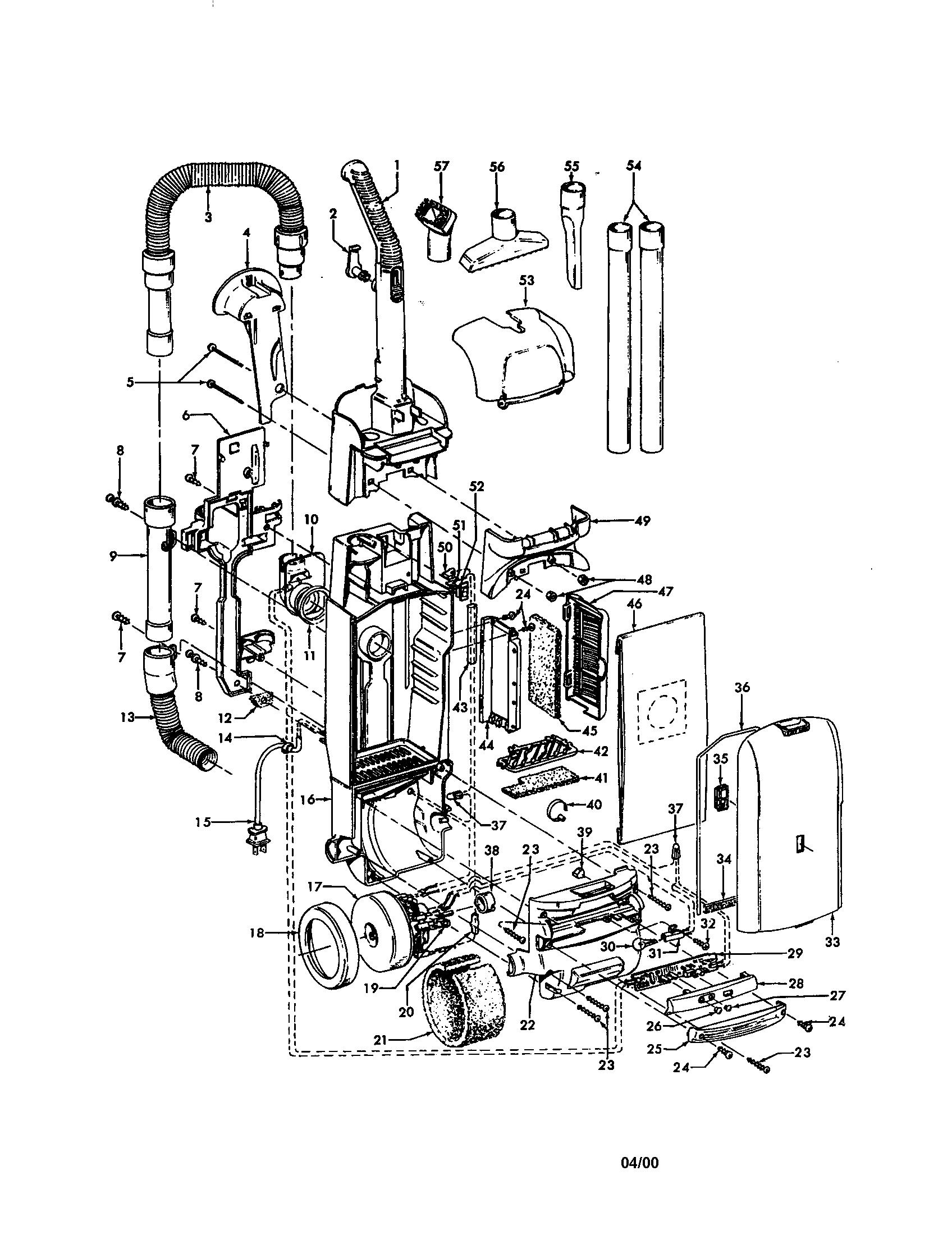 Vacuum Parts: Vacuum Parts Hoover