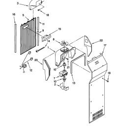 wrg 7045 sears coldspot wiring diagrams [ 1696 x 2200 Pixel ]