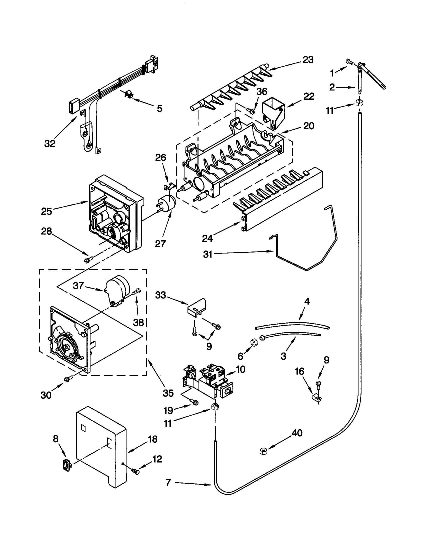 kenmore 106 refrigerator parts diagram sewing machine bobbin threading wiring library
