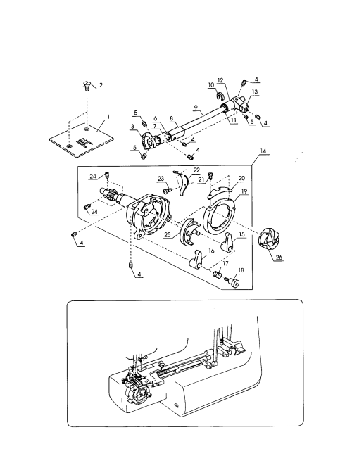 small resolution of kenmore 38515512000 shuttle race body diagram