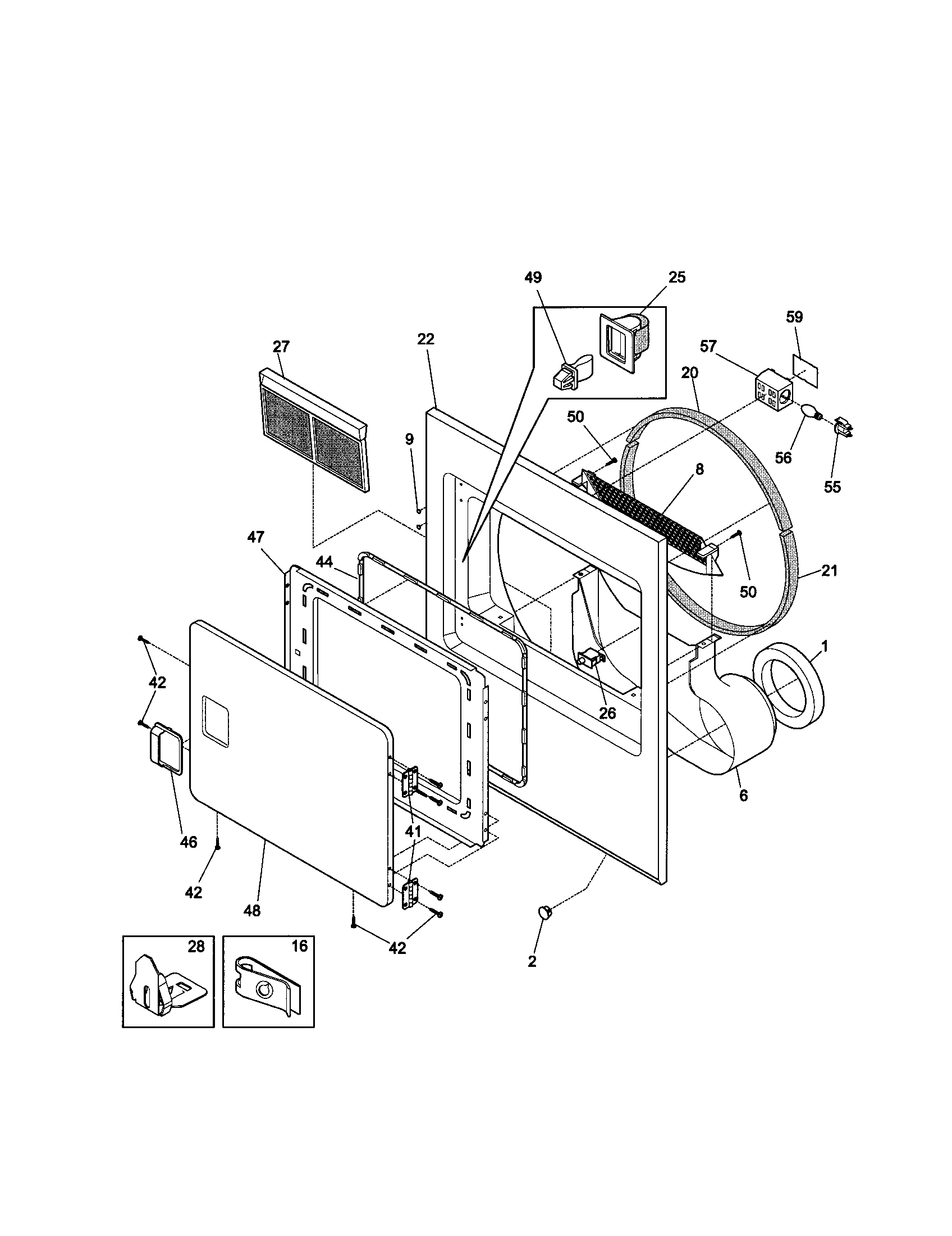 sears dryer wiring diagram 7way trailer 301 moved permanently