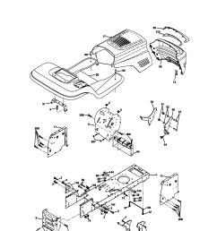 craftsman 917270671 chassis and enclosures diagram [ 1696 x 2200 Pixel ]
