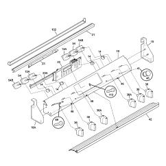 Kenmore Oven Wiring Diagram Household Electrical Diagrams Elite Electric Slide In Range Parts Model
