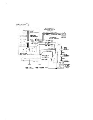 WIRING DIAGRAM Diagram & Parts List for Model 25350300000
