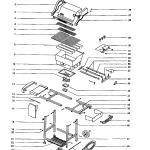 Gas Grill Gas Grill Diagram