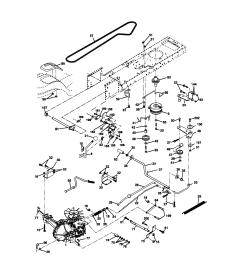 craftsman 917272220 ground drive diagram [ 1696 x 2200 Pixel ]