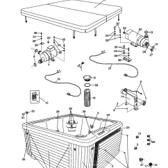 Jacuzzi Bathtub Wiring Diagram 2010 Ford F150 Stereo Spa Parts -