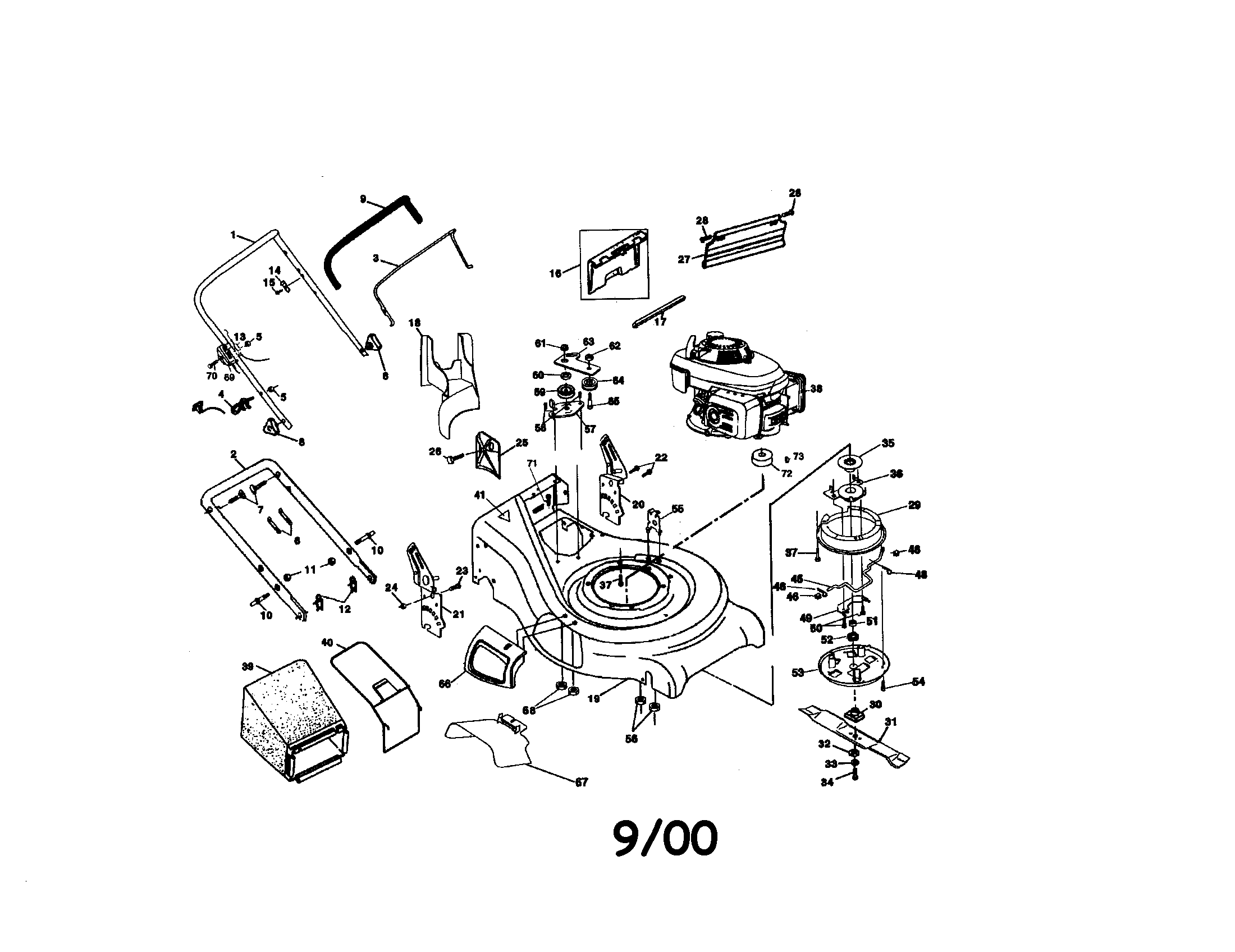 Wiring Database 2020: 27 Poulan Riding Mower Parts Diagram