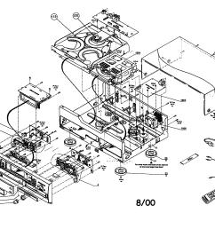 cd parts diagram wiring diagram forward cd player parts diagram cd parts diagram [ 2200 x 1696 Pixel ]