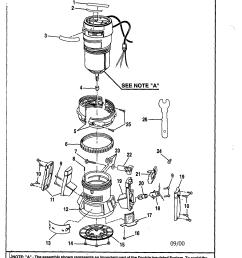 wiring craftsman 315175130 router diagram [ 1741 x 2236 Pixel ]