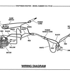 craftsman 315175130 wiring diagram [ 2243 x 1750 Pixel ]