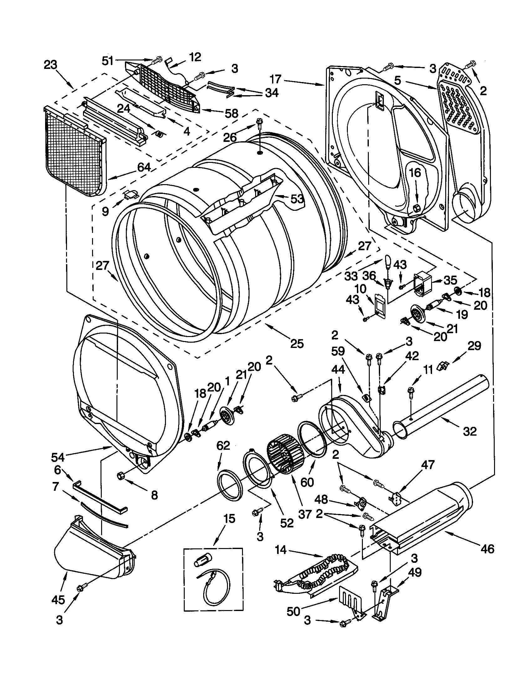 sears model 110 parts diagram pj trailer electric brake wiring kenmore 11062932100 dryer searspartsdirect