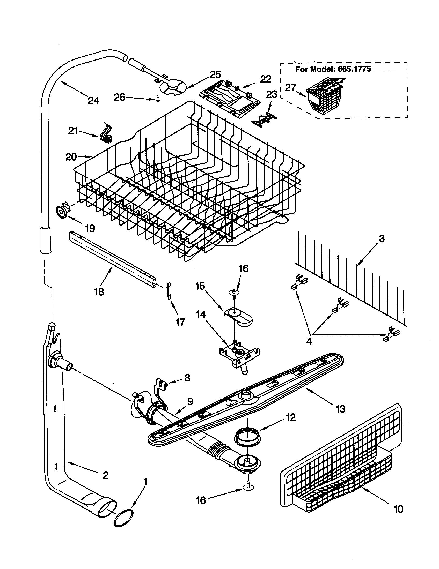 Kenmore Dishwasher Manuals | Guidessimo.com