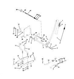 wiring diagrams for huskee riding lawn mowers the wiring diagram wiring diagram for huskee lawn tractor [ 1696 x 2200 Pixel ]