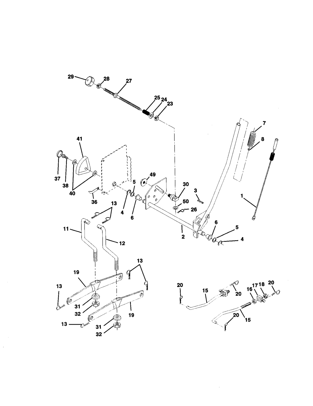 medium resolution of wiring diagrams for huskee riding lawn mowers the wiring diagram wiring diagram for huskee lawn tractor