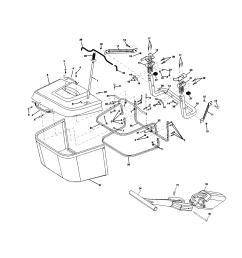 craftsman 917259462 bagger diagram [ 1696 x 2200 Pixel ]