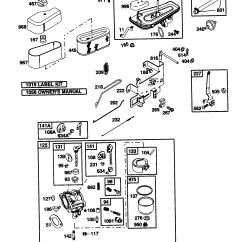 Briggs Stratton Nikki Carburetor Diagram Dodge Ignition Wiring And Parts