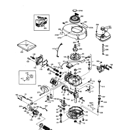 tecumseh lev115 360033d 4 cycle engine diagram [ 1696 x 2200 Pixel ]