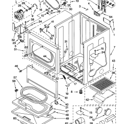 Sears Model 110 Parts Diagram Contactor Wiring Start Stop Kenmore 11062942100 Dryer Searspartsdirect