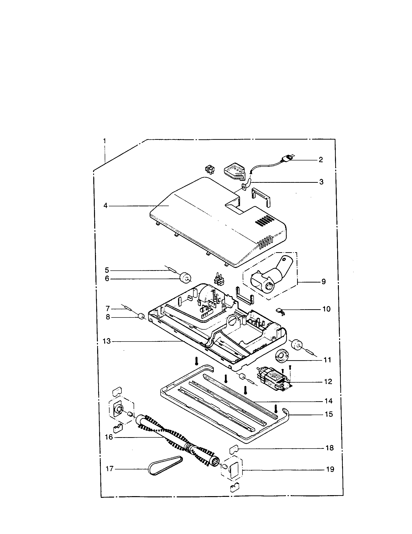 POWER-MATE Diagram & Parts List for Model 72121295000