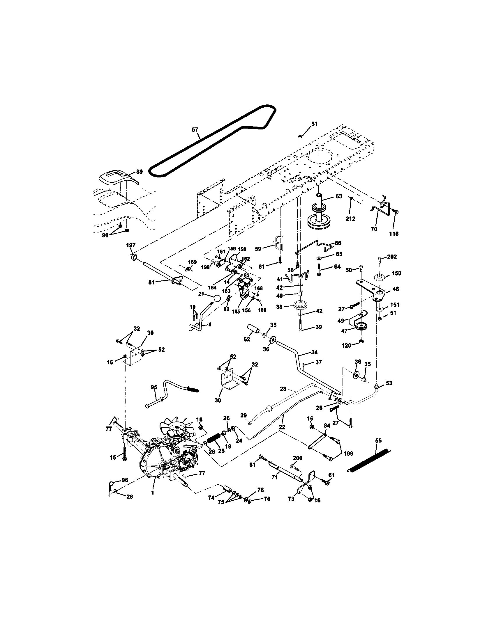 Wiring Diagram For Craftsman Gt5000, Wiring, Free Engine
