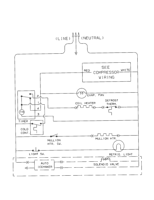 small resolution of kenmore 25377132791 wiring schematic diagram