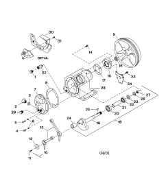 ingersoll rand 2340l5 compressor frame diagram [ 1696 x 2200 Pixel ]