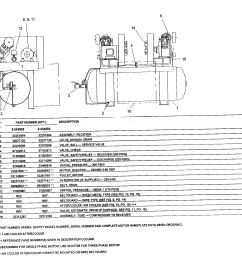 ingersoll rand 2340d2 duplex receiver mounted diagram [ 2200 x 1696 Pixel ]