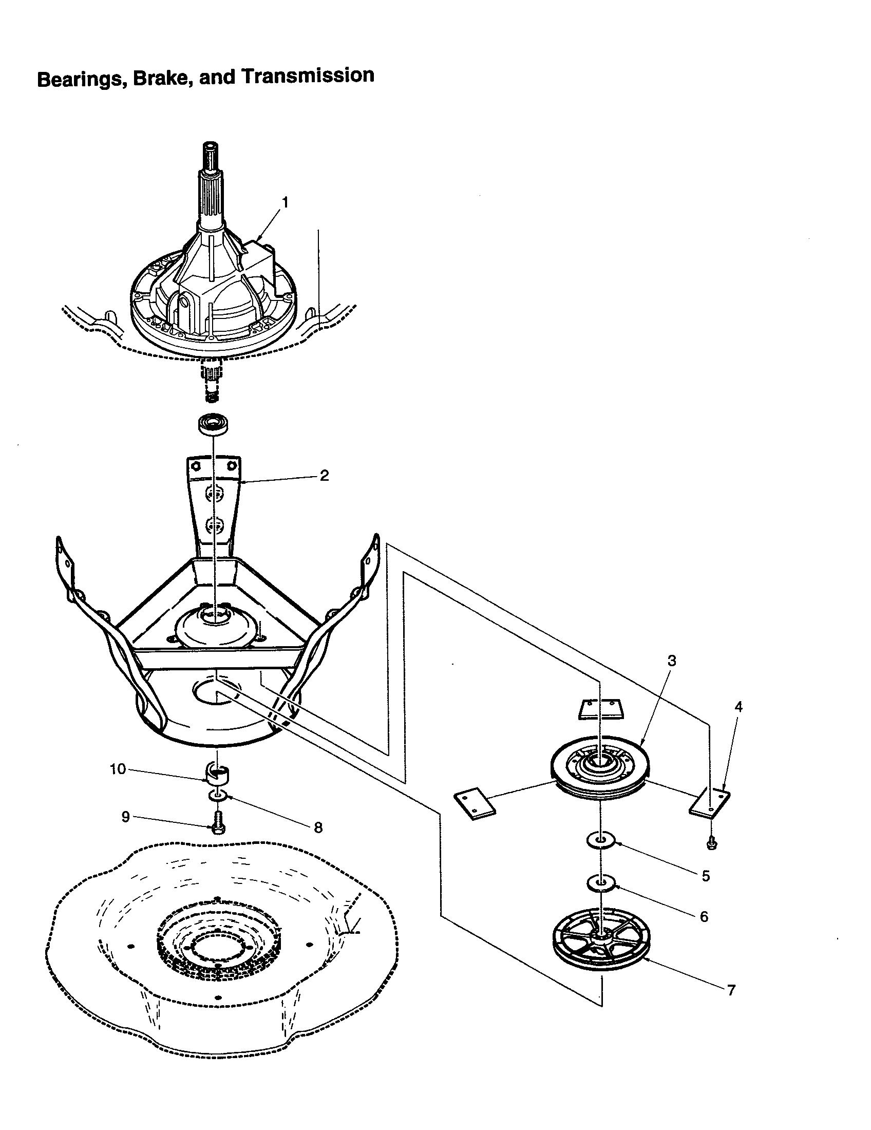 Amana Washing Machine Wiring Diagram, Amana, Free Engine