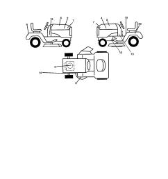 craftsman riding mower wiring schematic [ 1696 x 2200 Pixel ]