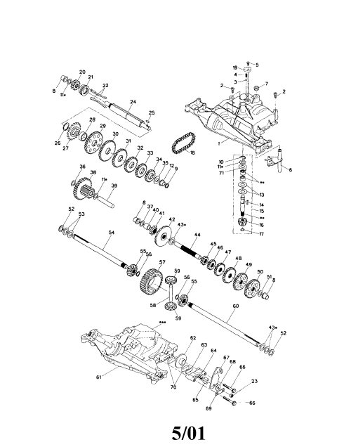 small resolution of craftsman transmission diagram wiring center wiring diagram for lt1000 wiring diagram for lt1000