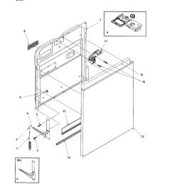 amana dishwasher wiring diagram amana free engine image amana washer parts diagram amana dishwasher parts diagram [ 1696 x 2200 Pixel ]