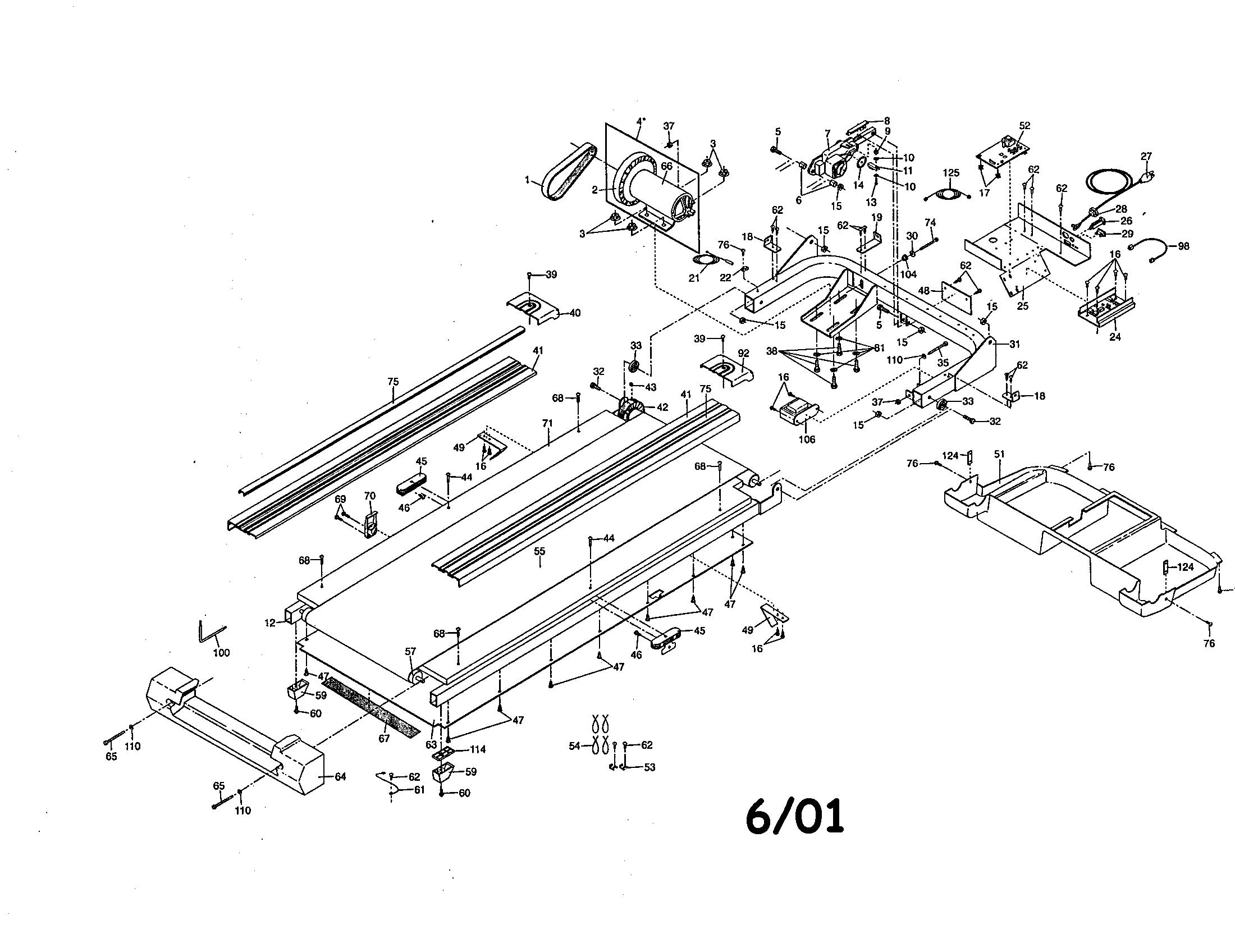 proform mc45 wiring diagram