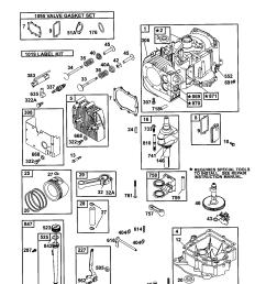3 hp brigg and stratton engine diagram [ 1696 x 2200 Pixel ]