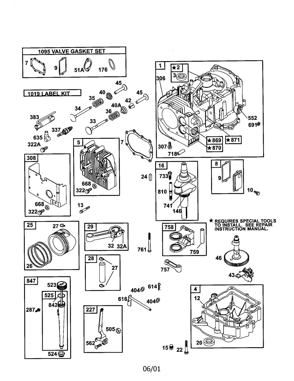 medium resolution of 3 hp brigg and stratton engine diagram