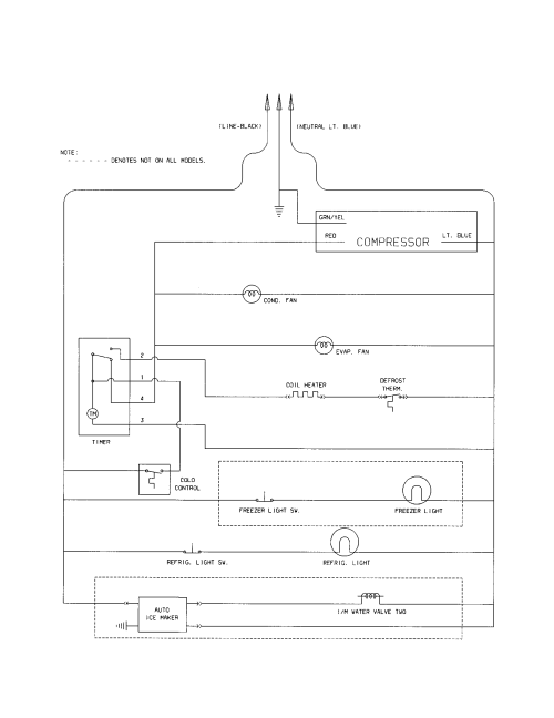 small resolution of kenmore 25371792104 wiring schematic diagram