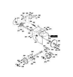 craftsman 536886480 drive components diagram [ 1696 x 2200 Pixel ]