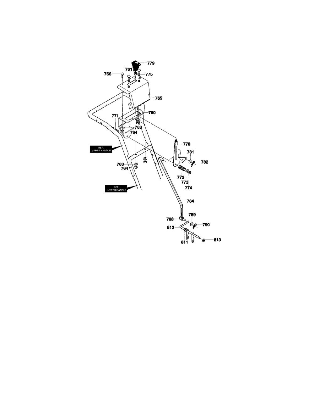medium resolution of craftsman 536886480 control panel diagram