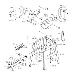 delta 6 deluxe jointer parts model 37 190 sears partsdirect delta jointer wiring diagram [ 1696 x 2200 Pixel ]