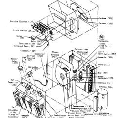 Heat Pump Air Handler Diagram Gas Golf Cart Wiring Armstrong Parts Model Pwc18e921 Sears