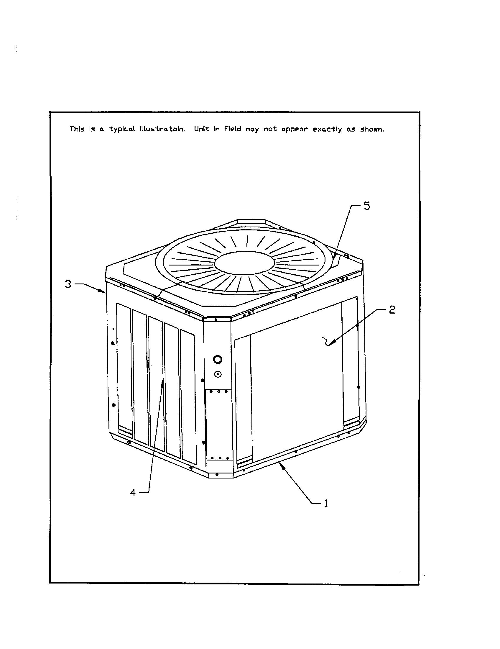 trane heat pump parts diagram honda goldwing gl1500 wiring hvac model ttx048d100a0 sears