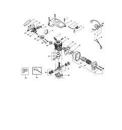 craftsman 358360100 crankcase diagram [ 1696 x 2200 Pixel ]
