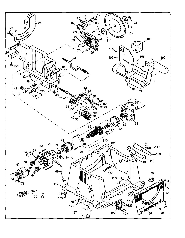 Dewalt Air Compressor D55168 Parts List.DeWalt D Parts