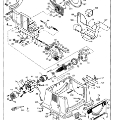 Dewalt Table Saw Parts Diagram Patch Panel Wiring And List For Model Dw744stype2