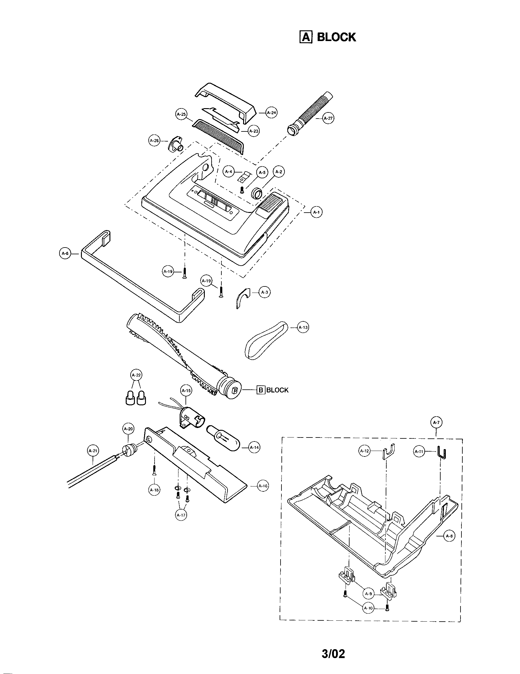 Vacuum Parts: Vacuum Parts Panasonic
