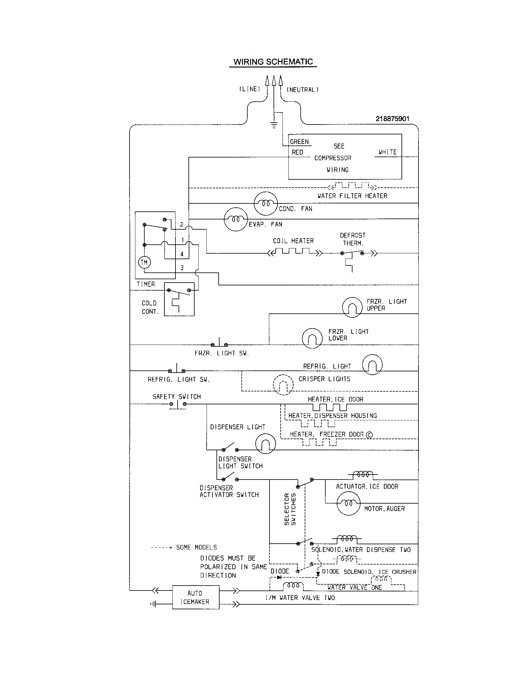 Nice True Gdm 72f Wiring Diagram Collection - Electrical and Wiring ...