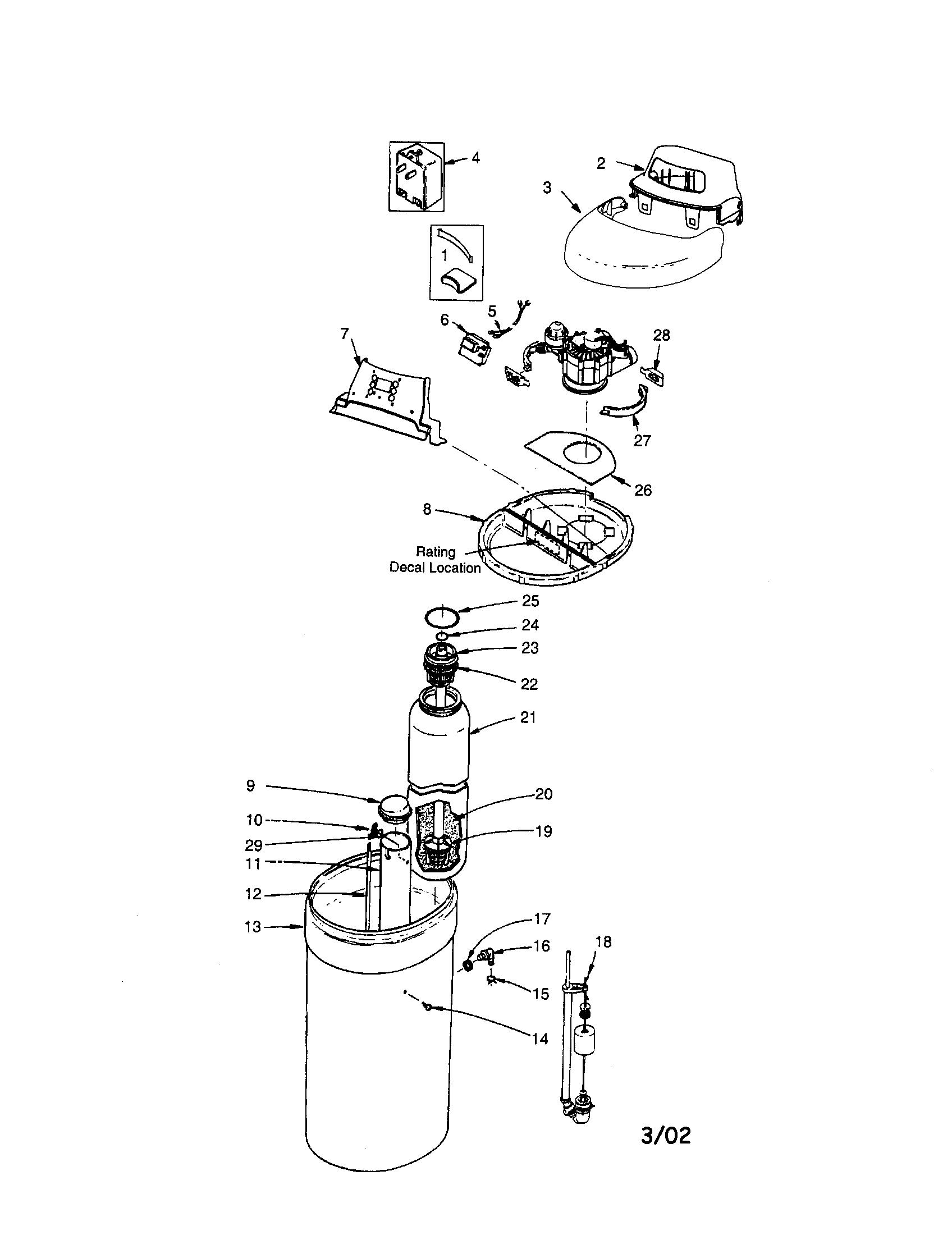 Water Softener: Water Softener Manual Kenmore