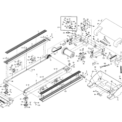 Treadmill Wiring Diagram Pioneer Deh 1050e Replacement Motor