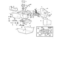 Craftsman Garage Door Motor Wiring Diagram 150 Watt Hps Ballast Unit Assembly And Parts List For Model