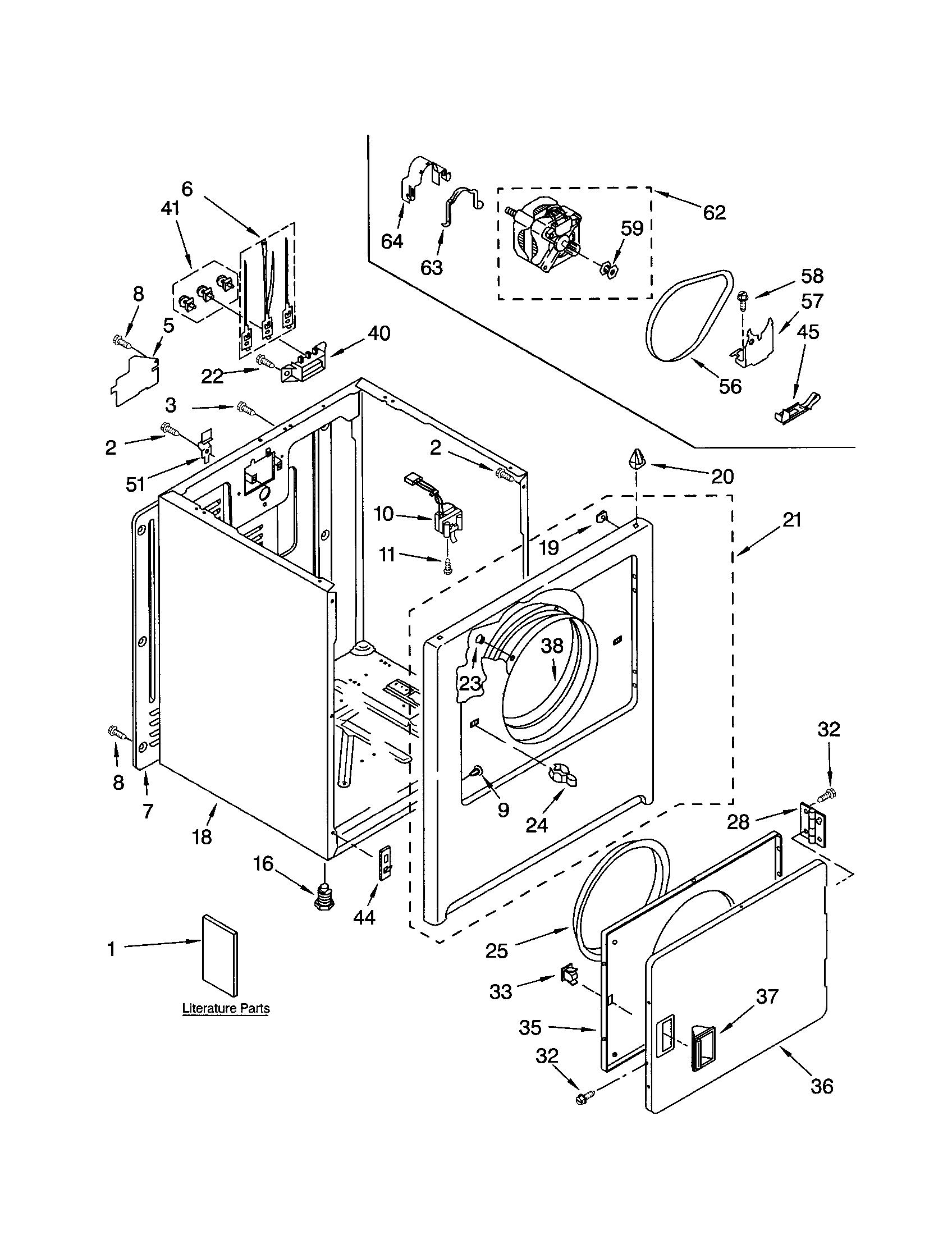 Kenmore 110 Dryer Heating Element Diagram Wiring Photos